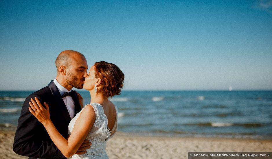 Il matrimonio di Guido e Giorgia a Giulianova, Teramo
