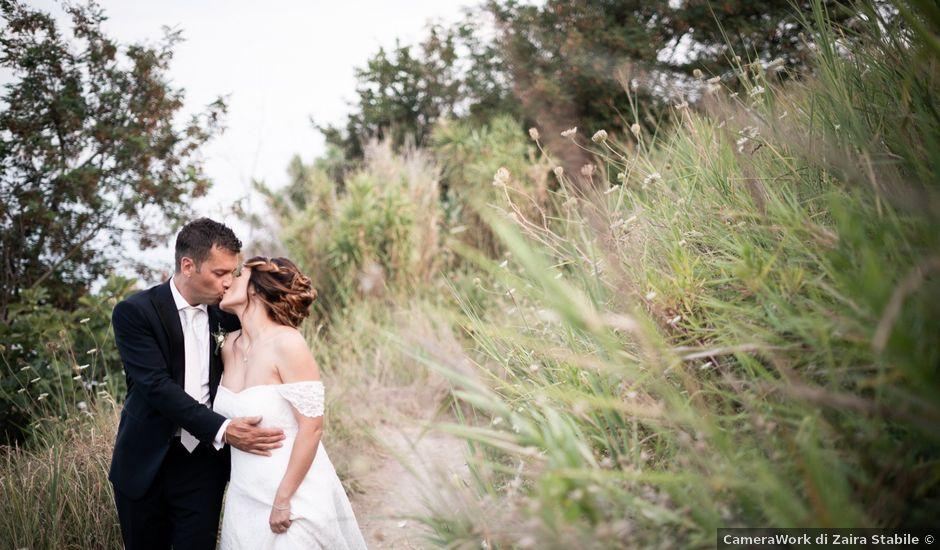 Il matrimonio di Federica e Salvatore a Campobasso, Campobasso