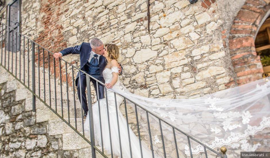 Il matrimonio di Pietro e Silvia a Bione, Brescia