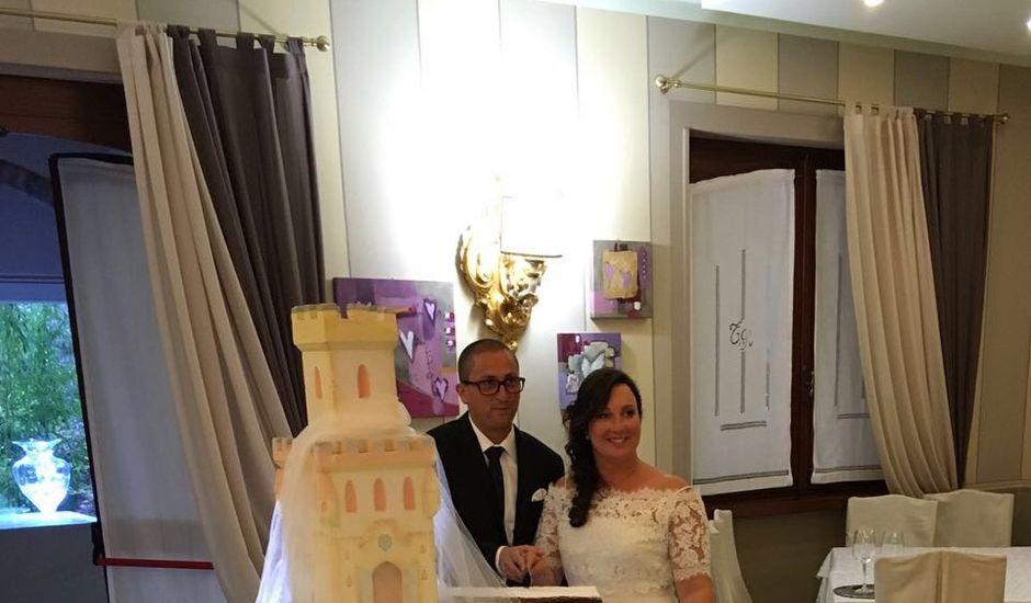 Il matrimonio di Davide e Daniela a Misano di Gera d'Adda, Bergamo