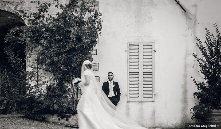 Il matrimonio di Lorenzo e Federica a Sirolo, Ancona