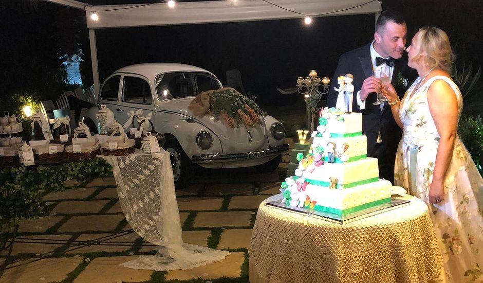 Il matrimonio di Alain e Viviana a Diamante, Cosenza