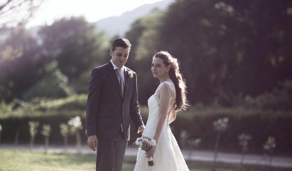 Il matrimonio di Stefano e Eleonora a Roma, Roma
