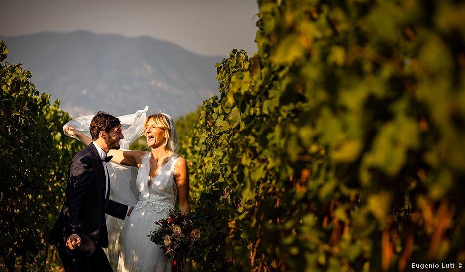 Il matrimonio di Mattia e Marzia a Corte Franca, Brescia