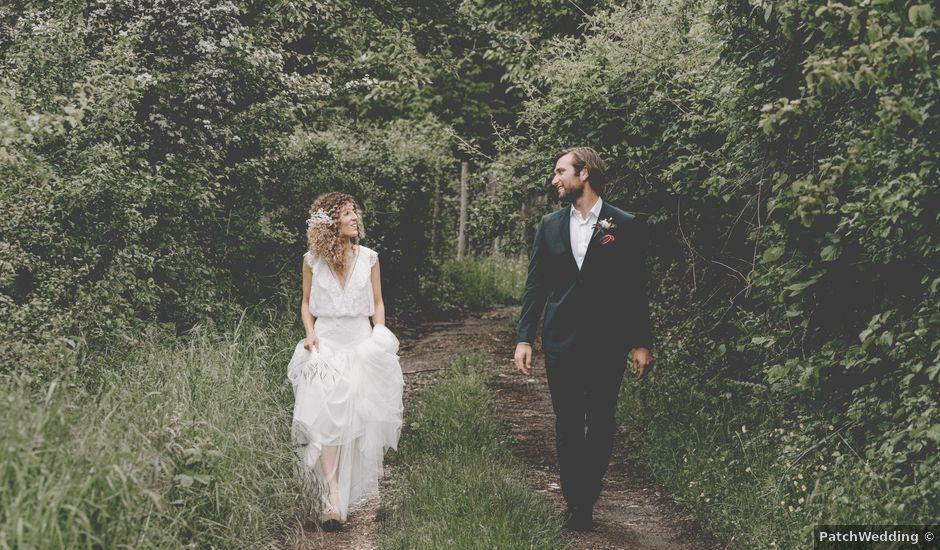 Il matrimonio di Greg e Sara a Viterbo, Viterbo