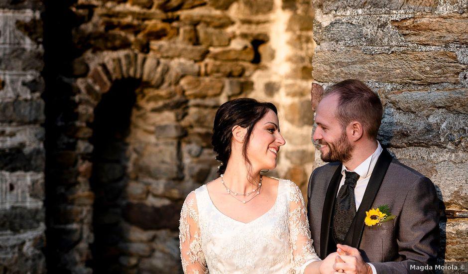 Il matrimonio di Michele e Lisa a Morbegno, Sondrio