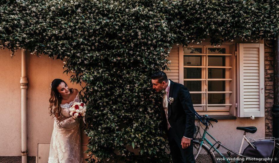 Il matrimonio di Stefania e Francesco a Rimini, Rimini