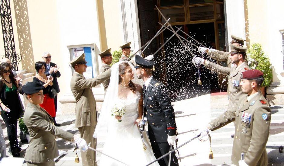 Il matrimonio di Grazia e Antonio a Bellona, Caserta