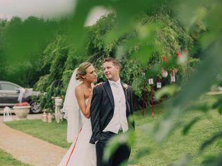 Le nozze di Elena e Daniel