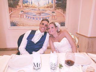 Le nozze di Victoria  e Giuliano