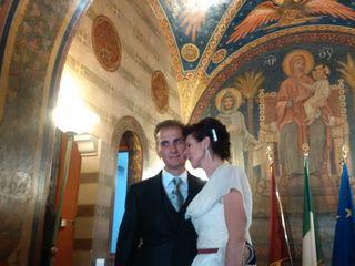 Le nozze di Vittoria e Luciano