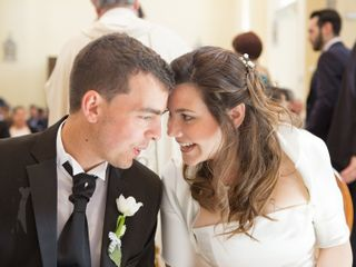 Le nozze di Anita e Erik