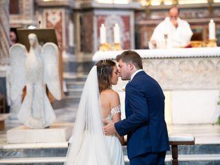 Le nozze di Vittoria e Giorgio