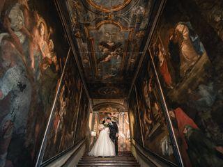 Le nozze di Desirè e Riccardo