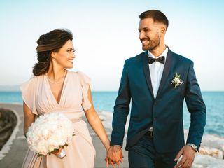 Le nozze di Daniela e Martí