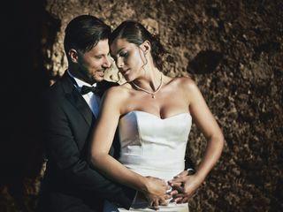 Le nozze di Nelly e Antony