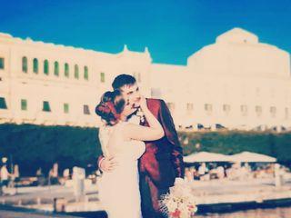 Le nozze di Giovanna e Matteo 1
