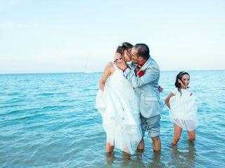 Le nozze di Veronica  e Riccardo 1