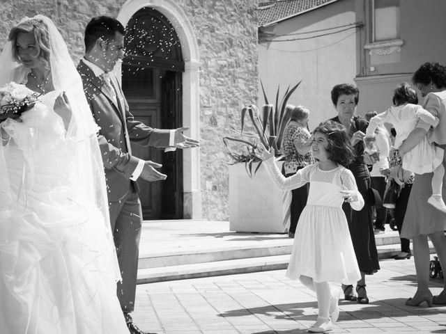Il matrimonio di Andrea e Lara a Sarzana, La Spezia 9