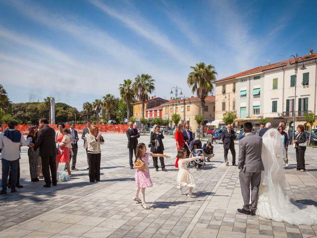 Il matrimonio di Andrea e Lara a Sarzana, La Spezia 10