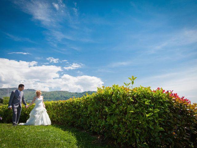 Il matrimonio di Andrea e Lara a Sarzana, La Spezia 2