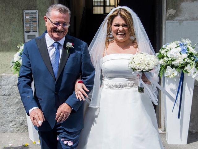 Il matrimonio di Luigi e Angela a Napoli, Napoli 8