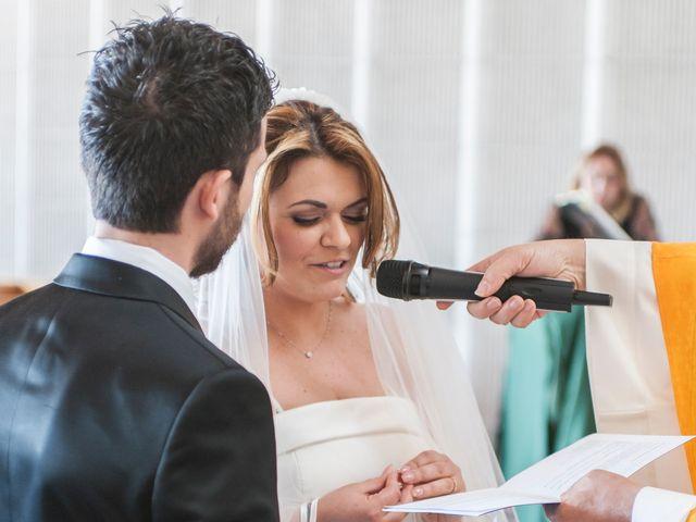 Il matrimonio di Luigi e Angela a Napoli, Napoli 15