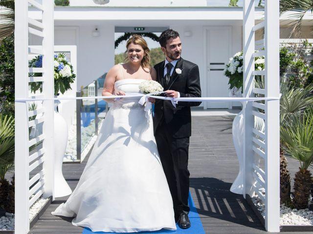 Il matrimonio di Luigi e Angela a Napoli, Napoli 21