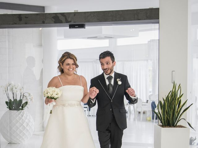 Il matrimonio di Luigi e Angela a Napoli, Napoli 25