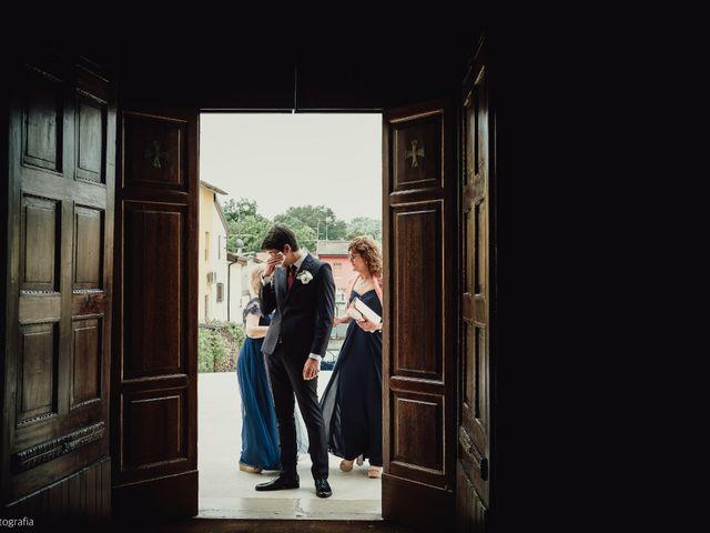 Il matrimonio di Michele e Elena a Brescia, Brescia 7
