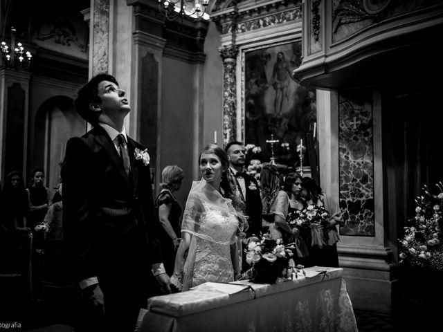 Il matrimonio di Michele e Elena a Brescia, Brescia 8
