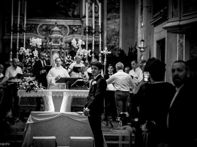 Il matrimonio di Michele e Elena a Brescia, Brescia 14