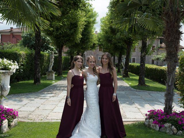 Il matrimonio di Michele e Elena a Brescia, Brescia 20