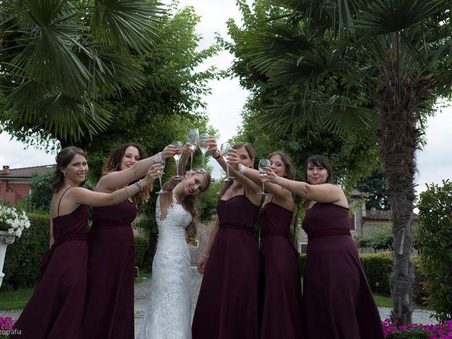 Il matrimonio di Michele e Elena a Brescia, Brescia 22