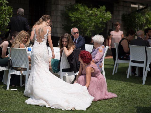 Il matrimonio di Michele e Elena a Brescia, Brescia 25