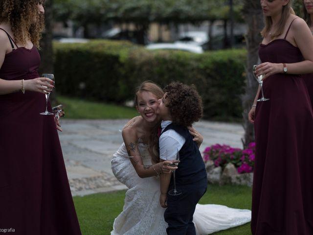 Il matrimonio di Michele e Elena a Brescia, Brescia 26