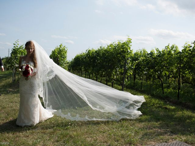 Il matrimonio di Michele e Elena a Brescia, Brescia 30