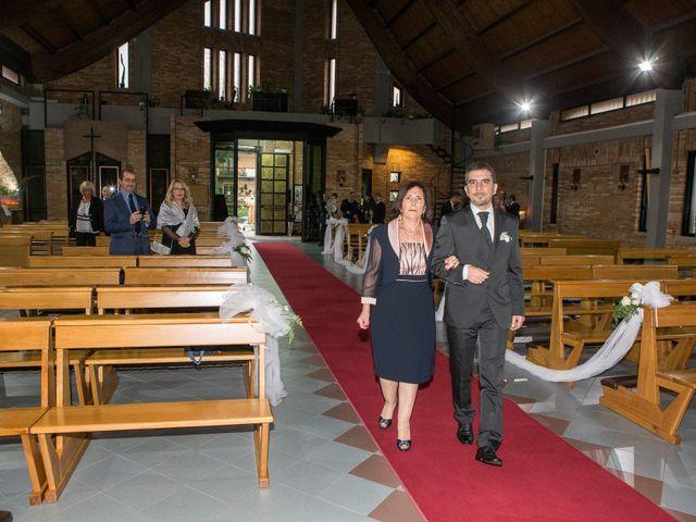 Il matrimonio di Gisberto e Sara a Marino, Roma 12
