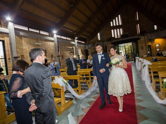Il matrimonio di Gisberto e Sara a Marino, Roma 13