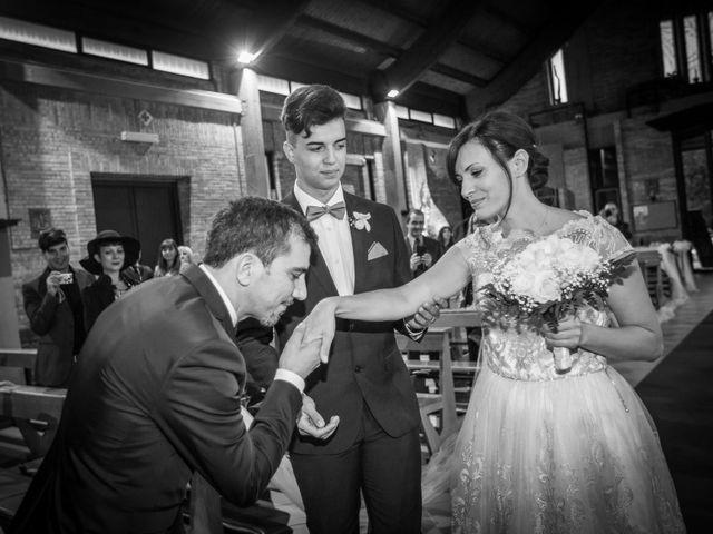 Il matrimonio di Gisberto e Sara a Marino, Roma 15