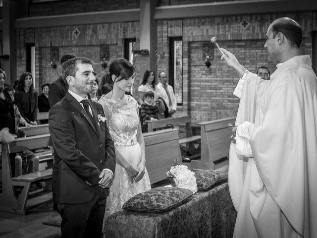Il matrimonio di Gisberto e Sara a Marino, Roma 16