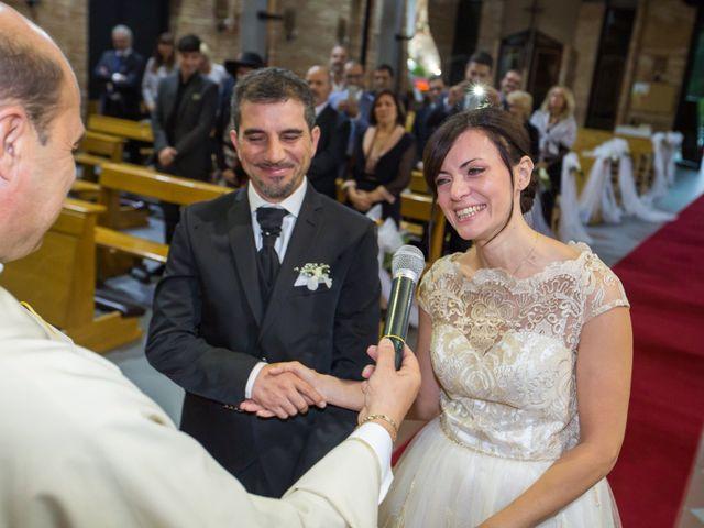Il matrimonio di Gisberto e Sara a Marino, Roma 18