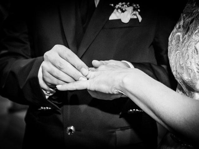 Il matrimonio di Gisberto e Sara a Marino, Roma 20