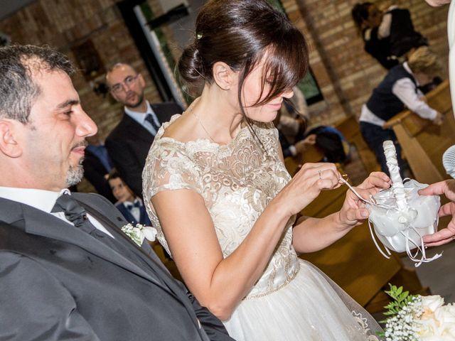 Il matrimonio di Gisberto e Sara a Marino, Roma 21