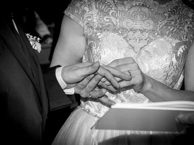 Il matrimonio di Gisberto e Sara a Marino, Roma 22