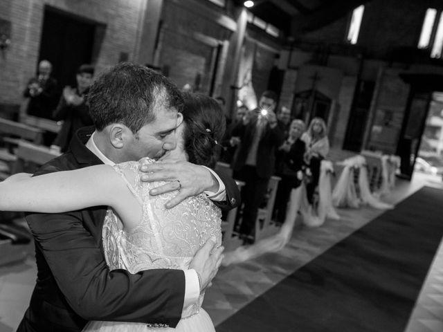 Il matrimonio di Gisberto e Sara a Marino, Roma 23
