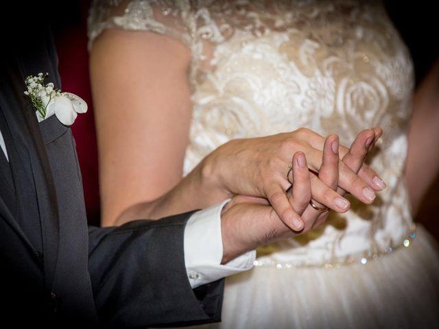 Il matrimonio di Gisberto e Sara a Marino, Roma 24