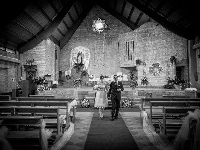 Il matrimonio di Gisberto e Sara a Marino, Roma 26