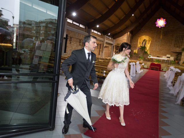 Il matrimonio di Gisberto e Sara a Marino, Roma 27