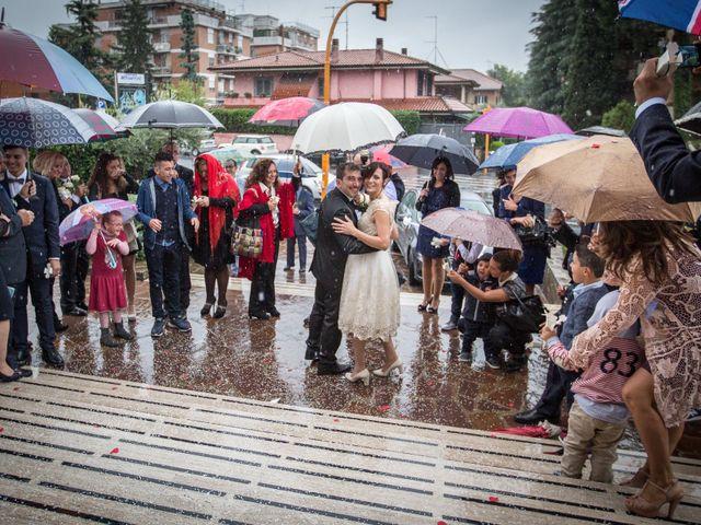 Il matrimonio di Gisberto e Sara a Marino, Roma 30